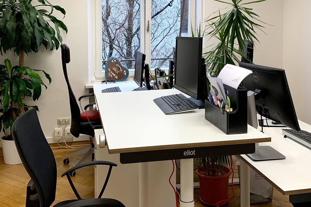 Schreibtisch Zum Stehen 2021